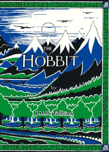 The Hobbit Facsimile First Edition (80th anniversary slipcase edition)