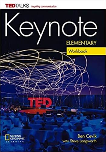 Keynote Elementary Workbook + Audio CD