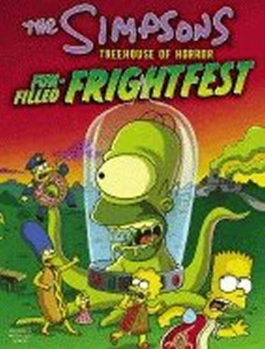 The Simpsons Fun Filled Frightfest