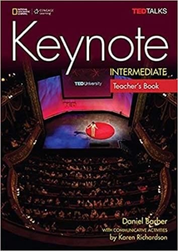 Keynote Intermediate Teacher´s Book with Audio CDs