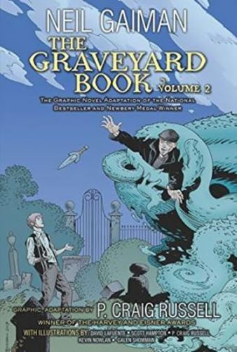 The Graveyard Book Graphic Novel - Volume 2
