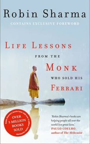 Life Lessons From Monk Sold His Ferrari
